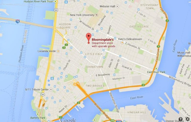 Bloomingdales (New York City) | World Easy Guides