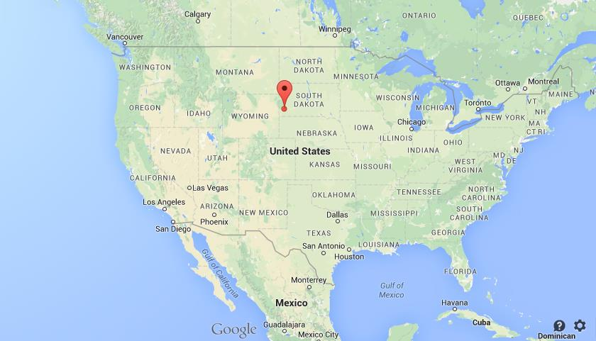 Where Is Custer State Park On Map Of United States World Easy Guides - Us map of state parks