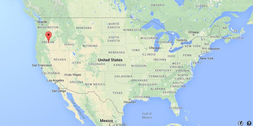 Where is High Desert on USA map