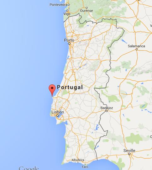 Where Is Peniche On Map Of Portugal World Easy Guides - Portugal map location