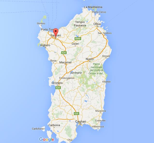 Where is Sari on map of Sardinia on italy map, cyprus map, trentino alto adige map, carthage map, tagus river map, crete map, venice map, sicily map, canary islands map, cagliari map, adriatic sea map, serbia map, pompeii map, monaco map, corsica map, balearic islands, iberian peninsula map, constantinople map, pyrenees map, regions of italy, iberian peninsula, ukraine map, elbe river map,