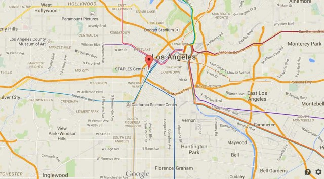 Staples Center Los Angeles  World Easy Guides