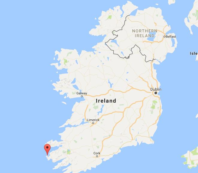 Map Of Ireland Islands.Where Is Valentia Island On Map Ireland
