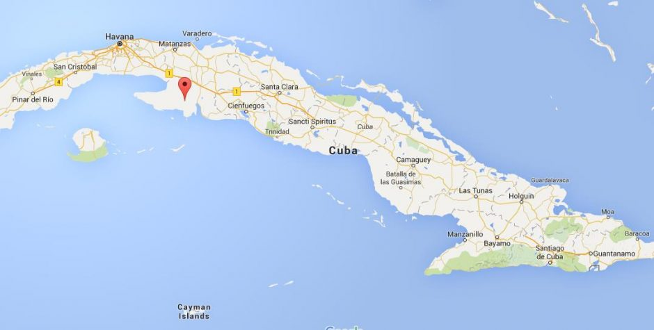 Where Is Zapata Peninsula On Map Cuba World Easy Guides