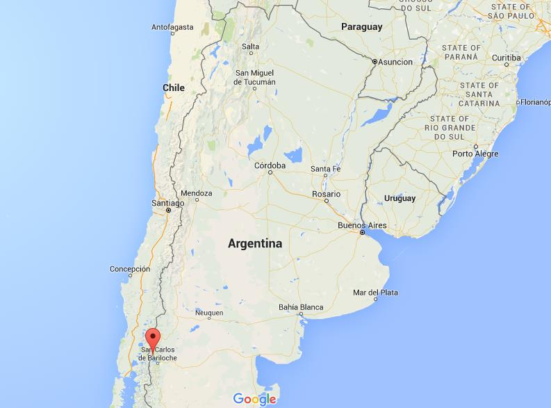 Where Is Villa La Angostura On Map Argentina World Easy Guides - Where is argentina
