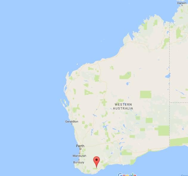 Where is bluff knoll on map western australia world easy guides location bluff knoll on map western australia gumiabroncs