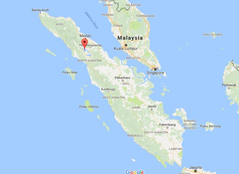 Where is lake toba on map sumatra gumiabroncs Gallery