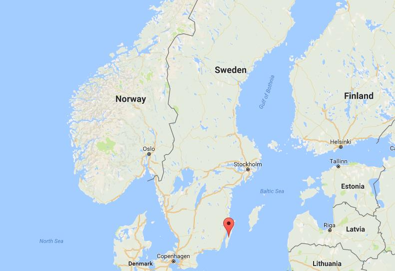 Where Is Oland On Map Sweden World Easy Guides - Sweden map location