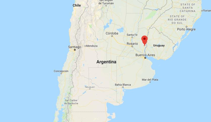 Where is gualeguaychu on map argentina gumiabroncs Image collections