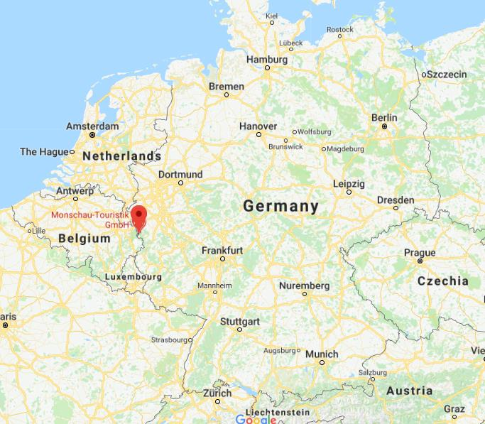 Where is Monschau on map of Germany on england on a map, norway on a map, australia on a map, india on a map, korea on a map, great britain on a map, japan on a map, the netherlands on a map, afghanistan on a map, greece on a map, peru on a map, south america on a map, africa on a map, poland on a map, ireland on a map, world map, russia on a map, caribbean sea on a map, israel on a map, europe on a map,