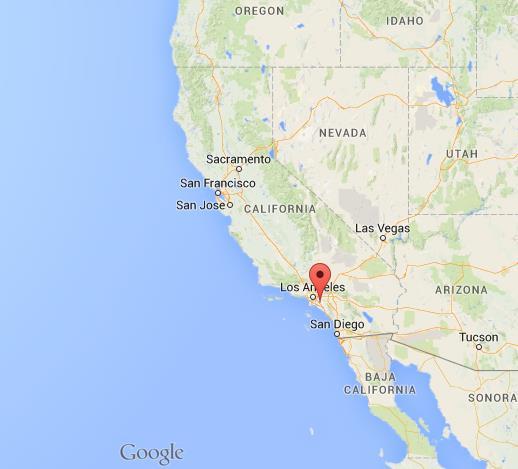 Map Of Anaheim California Where is Anaheim map California