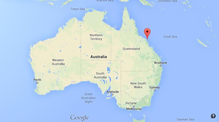 Hamilton Island Map Where is Hamilton Island on map of Australia Hamilton Island Map