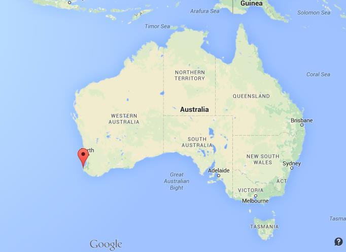 Margaret River Map Where is Margaret River on map Australia