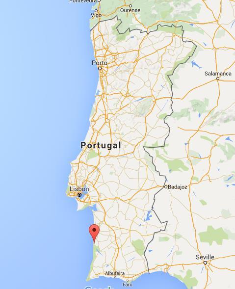 vila nova de mil fontes mapa de portugal Where is Vila Nova de Milfontes on map Portugal vila nova de mil fontes mapa de portugal